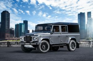 2015 Land Rover Defender 110 SIXTY8 by Startech